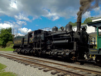 CASS Railroad 2012