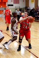Cave Spring vs. William Byrd Basketball | Dec 9th 2011