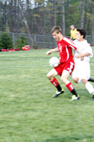 Cave Sprinjg vs. Franklin Co. | Boys Soccer | April 3rd 2012