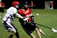 Cave Spring vs. Rustburg | March 30th 2012 | Boys LAX