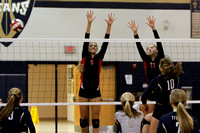 Cave Spring vs. Hidden Valley | Volley balll Oct 31st 2013